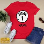Personalized Numbers And Names Kids (Children) Father Of All Things (Father's Day Gifts - Shirts, Hoodies, Cups, Mugs, Totes, Handbags)