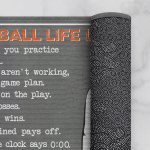 Personalized Basketball Life Lesson Sports Girl Version(Canvases, Pictures, Puzzles, Posters, Quilts, Blankets, Flags, Bath Mats) Grandma, Grandpa, Son, Daughter