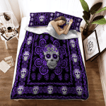 Skull Gift (Bedding Sets, Bed Sets, Quilts, Blankets, Shower Curtains, Canvases, Posters, Pictures, Puzzles)