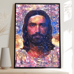 Jesus (Canvases, Posters, Puzzles, Blankets, Quilts, Phone Cases, Shirts, Hoodies, Cups)