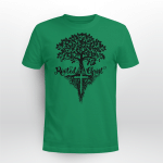 Rooted In Christ (Jesus - Christians Vinyl Stickers, Shirts, Hoodies, Cups, Mugs, Totes, Handbags)