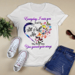 Everyday I Miss You For Ones In Heaven (Vinyl Stickers, Shirts, Hoodies, Cups, Mugs, Totes, Handbags)
