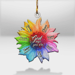 God Says You Are (Jesus - Christs - Christians, Led Lamp, Ornaments, Stickers, Totes, Handbags, Cups, Mugs, Pillows)