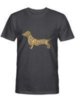 Dachshund Leopard For Dogs Lovers Shirts / Mugs / Totes / Hand Bags