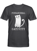 Purranormal Cativity Shirts Hoodies Cups Mugs Hand Bags Totes For Cat Lovers