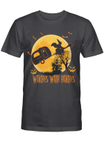 Witches With Hitches Shirts Hoodies Cups Mugs Hand Bags Totes