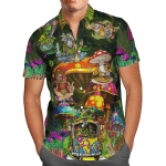 Colorful Hippie AOP Shirts For Hippie Lovers