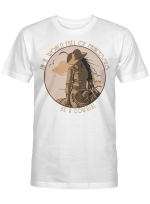Be A Cowgirl Horses Shirts / Mugs / Totes / Hand Bags