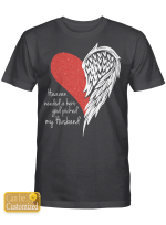 Personalized Shirts Mugs God Picked My Husband Memory Memorial Loss Of Wife For Husband In Heaven
