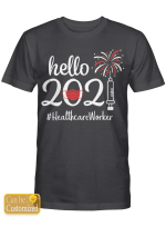 Personalized Shirts Hoodies Cups For Nurses New Year 2021
