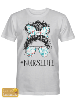 Personalized Shirts Hoodies Cups For Nurses Nurse Life
