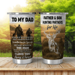 To My Dad Hunting Cup