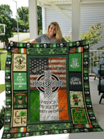 Blankets Quilts Puzzles Posters Shower Curtains For Irish