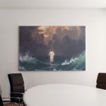 Jesus Canvas Posters Puzzles For God Lovers Christ Christian