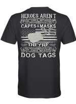 Heroes Wear Dog Tags Shirts Hoodies Cups Mugs Hand Bags Totes Army