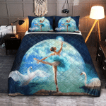 Ballet Dance With The Moon Bedset / Quilts / Blankets