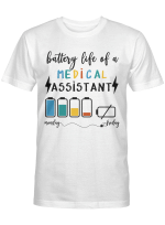 Battery Life Of A Medical Assistant