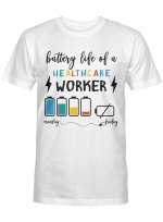 Battery Life Of A Healthcare