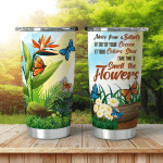 Advice From A Butterfly Tumbler Cups Hippie