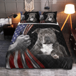American Staffordshire Terrier Quilts /Bed Sets / Blankets