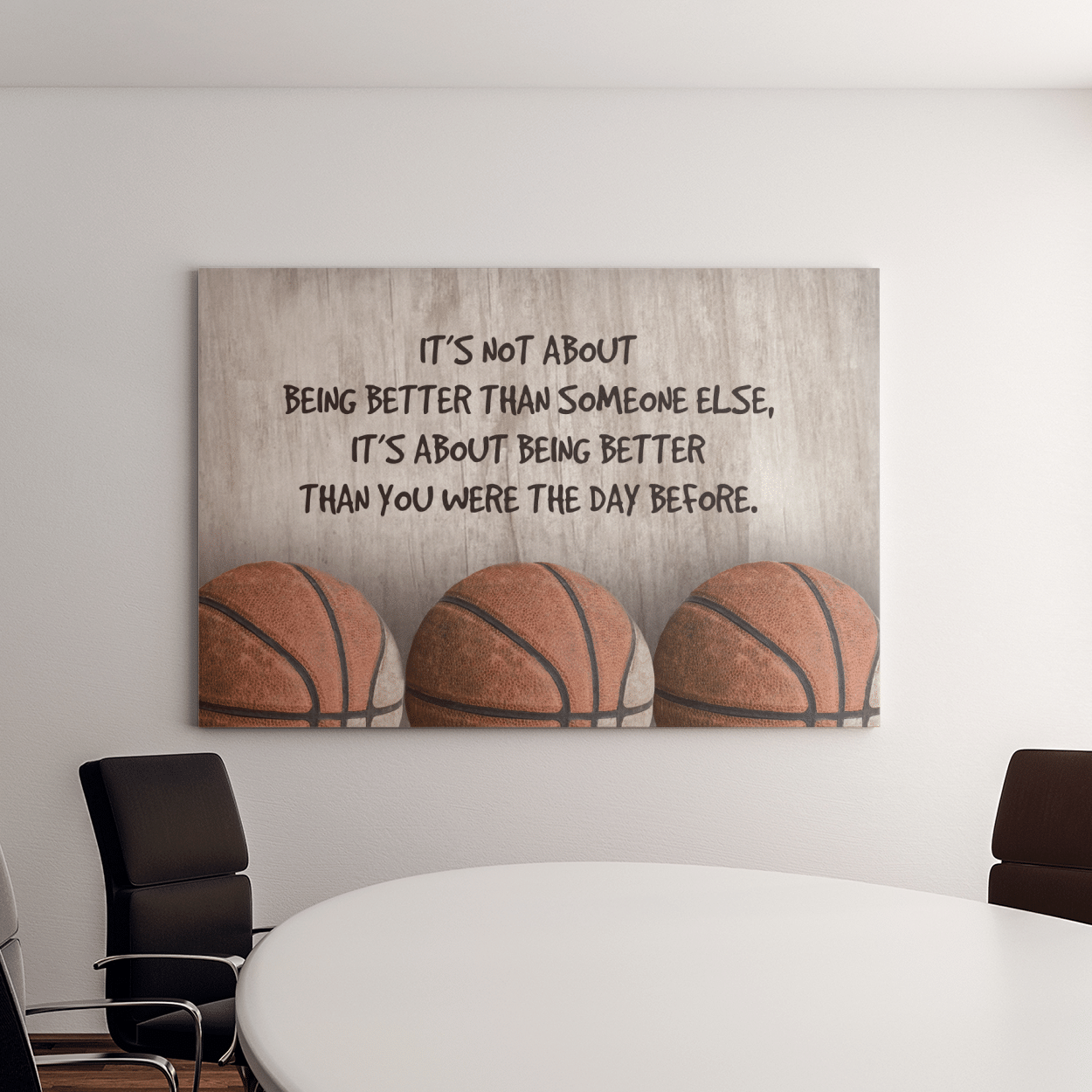 Basketball Canvas Posters Puzzles - Sport / Basketball