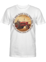 The Strongest Women Drive Tractors Shirts Hoodies Cups Mugs Hand Bags Totes - Farming