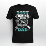 Hunting And Fishing Dad Father's Day Gifts Shirts Hoodies Cups Mugs Totes Handbags