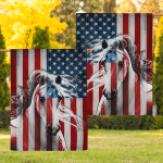 American Horses (Flags, Canvases, Posters, Pictures, Puzzles, Quilts, Blankets, Shower Curtains)