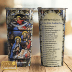 Personalized Name Jesus Christ Family (God - Christians, Tumblers, Cups, Tracker Bottles)