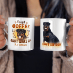 To A Rottweiler Mugs Cups