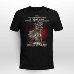 I Heard The Voice Of The Lord (Jesus - Christ - Christians Vinyl Stickers, Shirts, Hoodies, Cups, Mugs, Totes, Handbags)