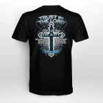 Trust In The Lord Jesus (Christ - God - Christians Shirts, Hoodies, Cups, Mugs, Totes, Handbags)