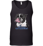 Los Angeles Rams To All My Haters Dog Licking   Tank Top