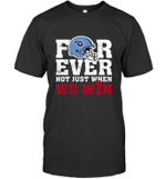 NFL Forever Tennessee Titans  Not Just When WE WIN T-Shirt