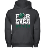 NFL Forever New York Jets  Not Just When We WIN Youth Hoodie