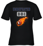 NFL TENNESSEE TITANS LOGO Undefeated  Youth T-Shirt
