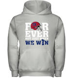 NFL Forever New York Giants Not Just When We Win Youth Hoodie