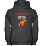 NFL TAMPA BAY BUCCANEERS LOGO Undefeated  Youth Hoodie