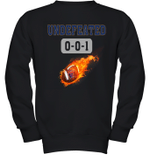NFL TENNESSEE TITANS LOGO Undefeated  Youth Sweatshirt
