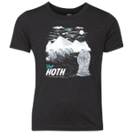 Visit Hoth Youth Triblend T-Shirt