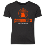 Lannismeister Youth Triblend T-Shirt