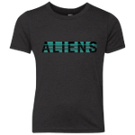 Aliens Youth Triblend T-Shirt
