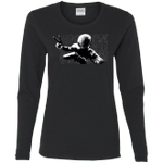 Its Yourz Womens Long Sleeve T-Shirt