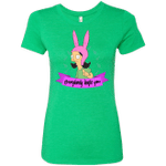 Louise Everybody Womens Triblend T-Shirt