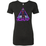 Awesome Womens Triblend T-Shirt