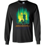 Rescue Mission Mens Long Sleeve T-Shirt