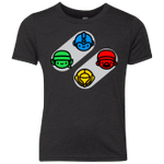 SNES Youth Triblend T-Shirt