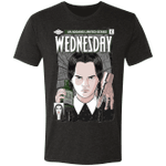 Wednesday Mens Triblend T-Shirt