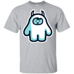 Kawaii Cute Yeti Youth T-Shirt