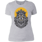 Alpha Wolf Womens Premium T-Shirt